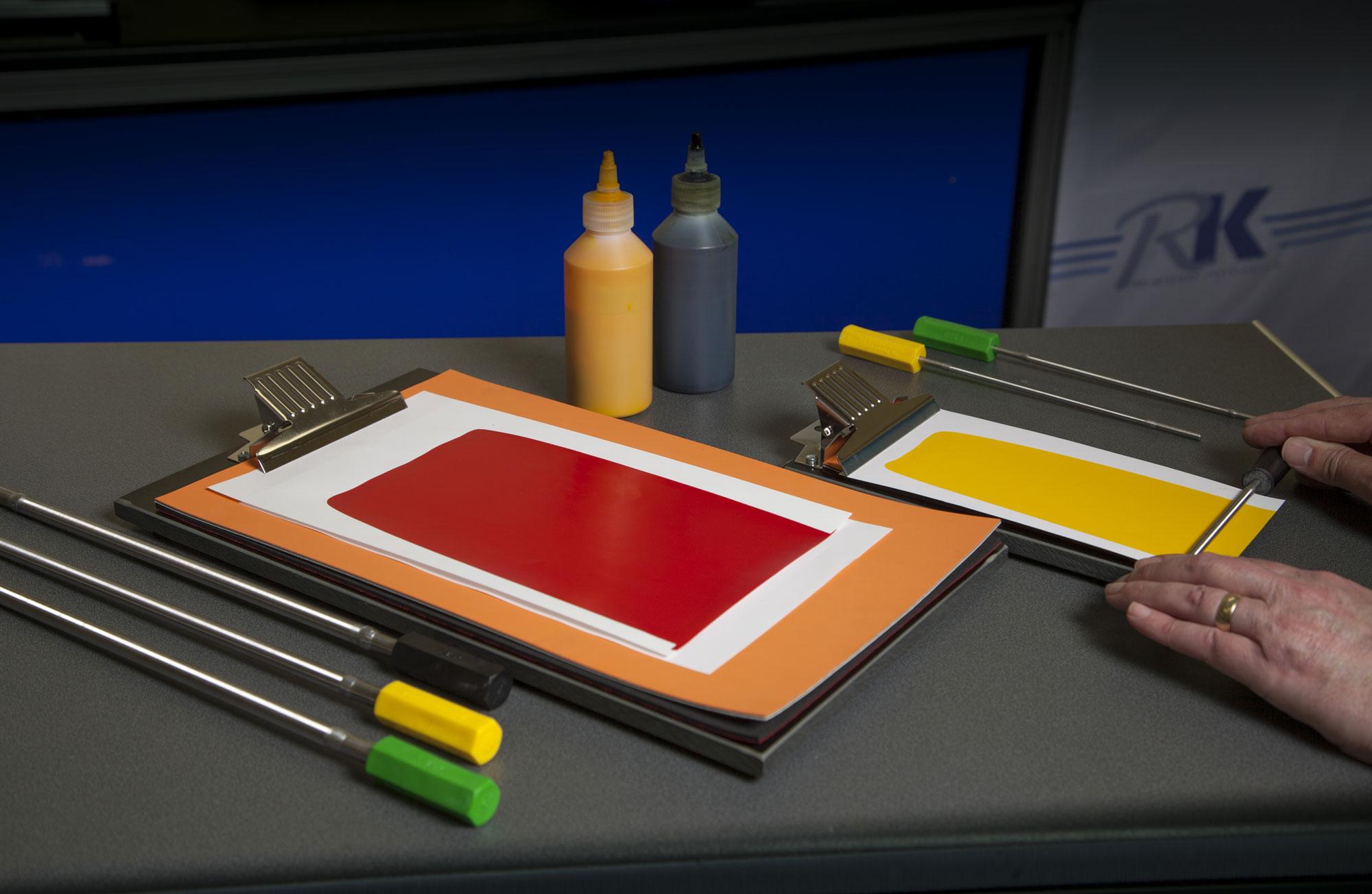 K Hand Coater Pre Press Equipment Rk Print Coat Instruments